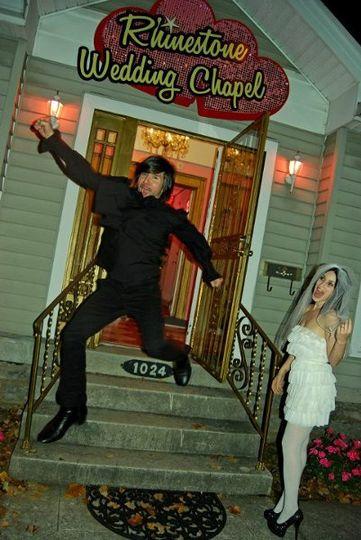 The Rhinestone Wedding Chapel Venue Nashville Tn