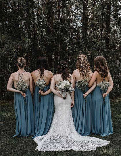 Spokane Backyard Wedding