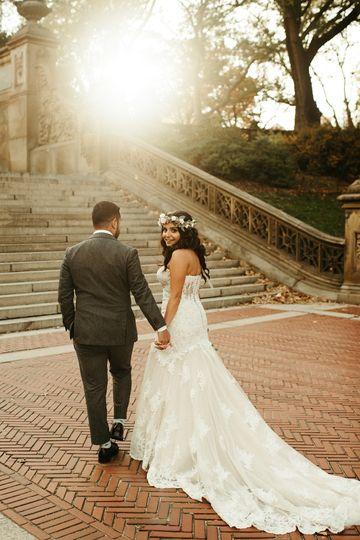 Bride Shainul+Mauricio