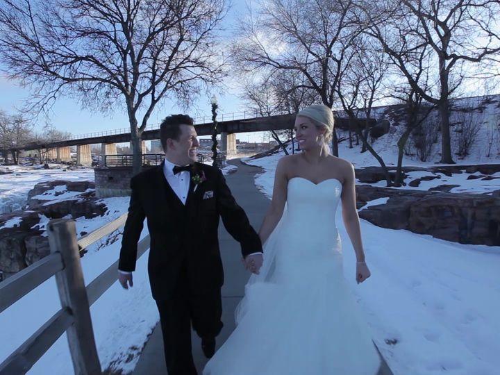 Tmx 1456783739193 Jefflibby Married.mp4 Still00001 Bismarck, ND wedding videography