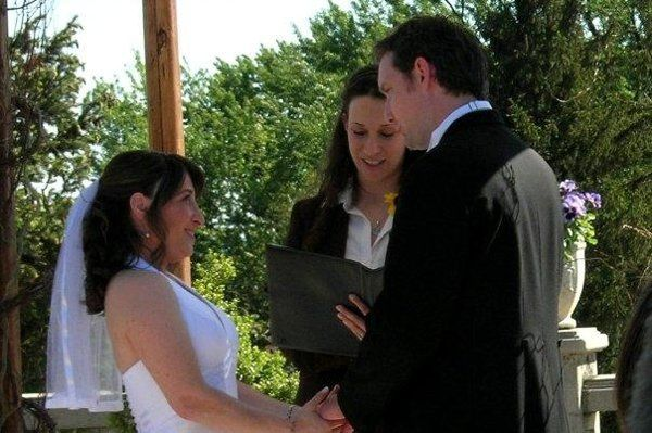 Tmx 1248554460585 Denysejosh Metuchen, NJ wedding officiant
