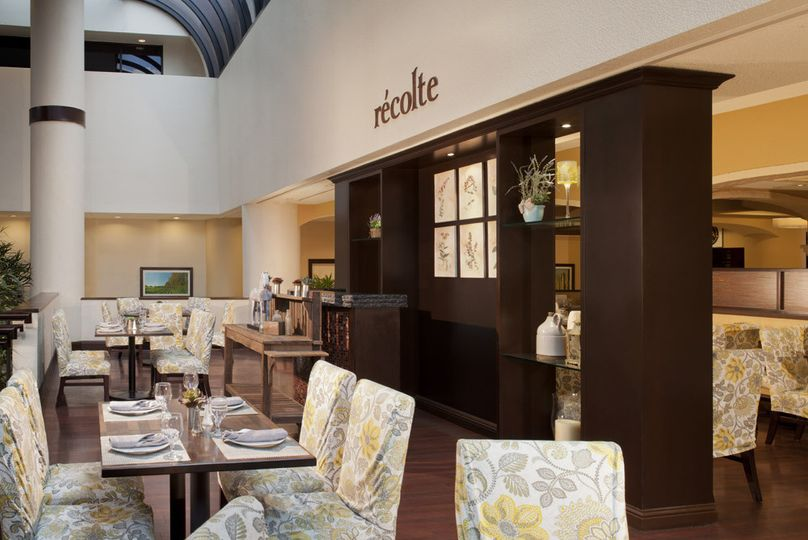 Front of our Restaurant - Recolte