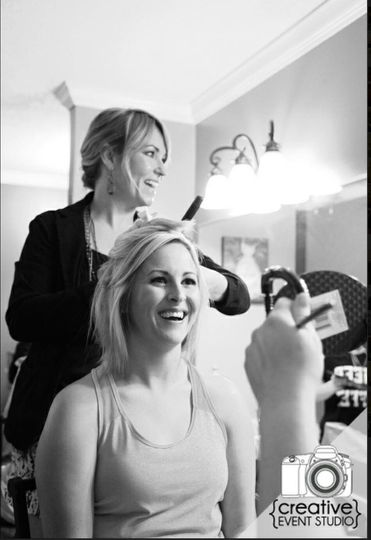 Cassie Bruns, On-Location Hair and Makeup