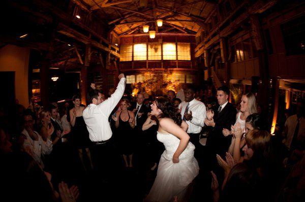 You will enjoy your own wedding! We promise you will dance the night until your feet hurt! (Photo by...