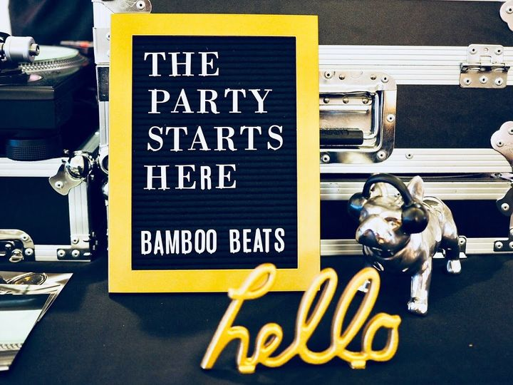 The party starts here!