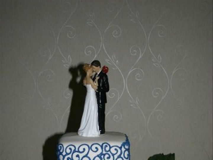 Tmx 1286565627175 Wedding Oak Ridge wedding cake