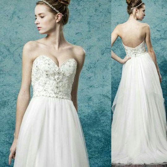 Finishing Touch - Dress & Attire - Denver, NC - WeddingWire