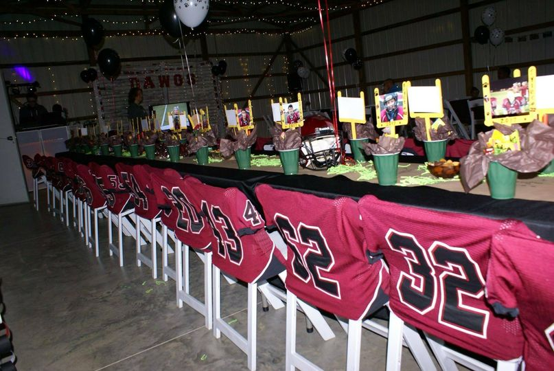 Football banquet