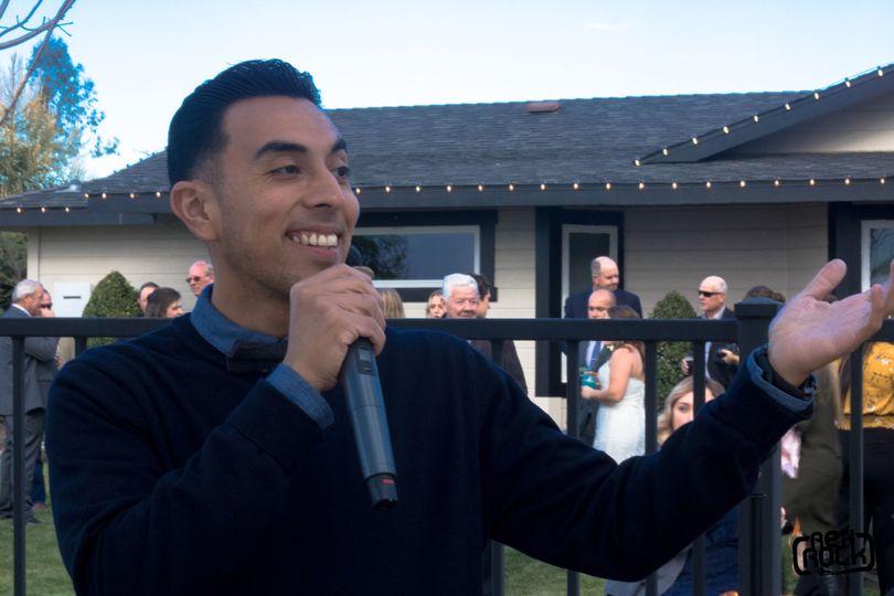 Hosting wedding in Tulare, CA