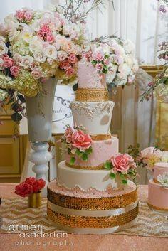 Sponge base for the cake