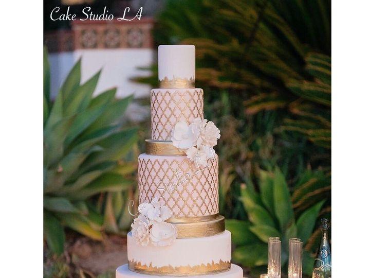Tmx 1488392420378 Img3220 Los Angeles, CA wedding cake