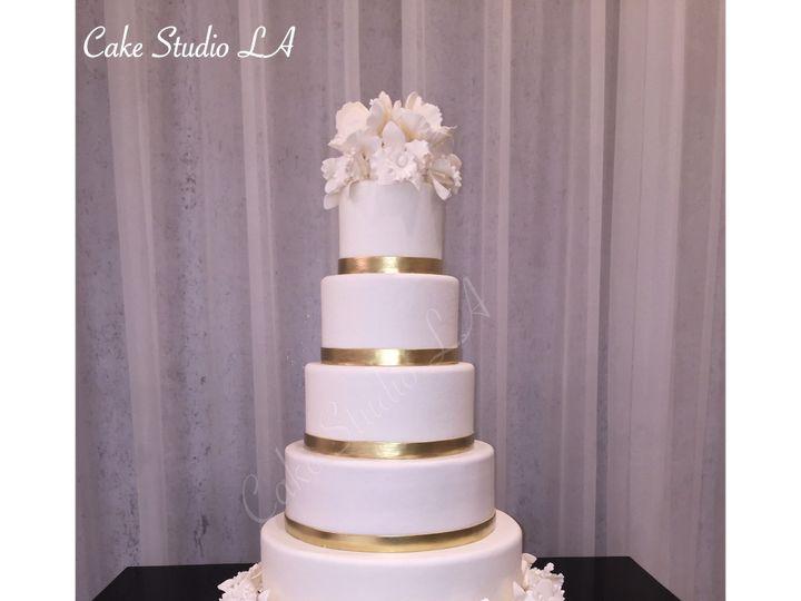 Tmx 1488392541386 Img3647 Los Angeles, CA wedding cake