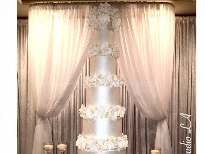 Tmx 1488392552033 Img3742 Los Angeles, CA wedding cake
