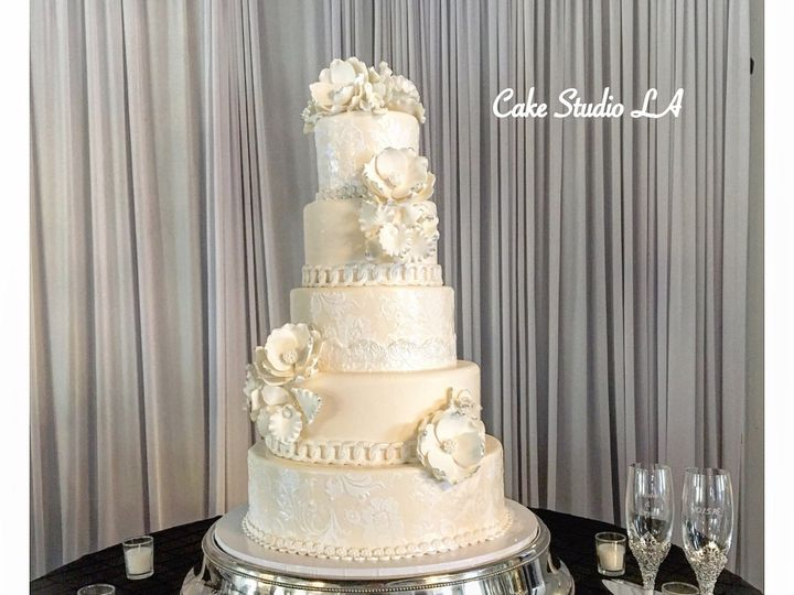 Tmx 1488392566233 Img4348 Los Angeles, CA wedding cake