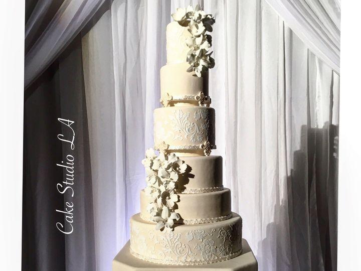 Tmx 1488392721105 Img5634 Los Angeles, CA wedding cake