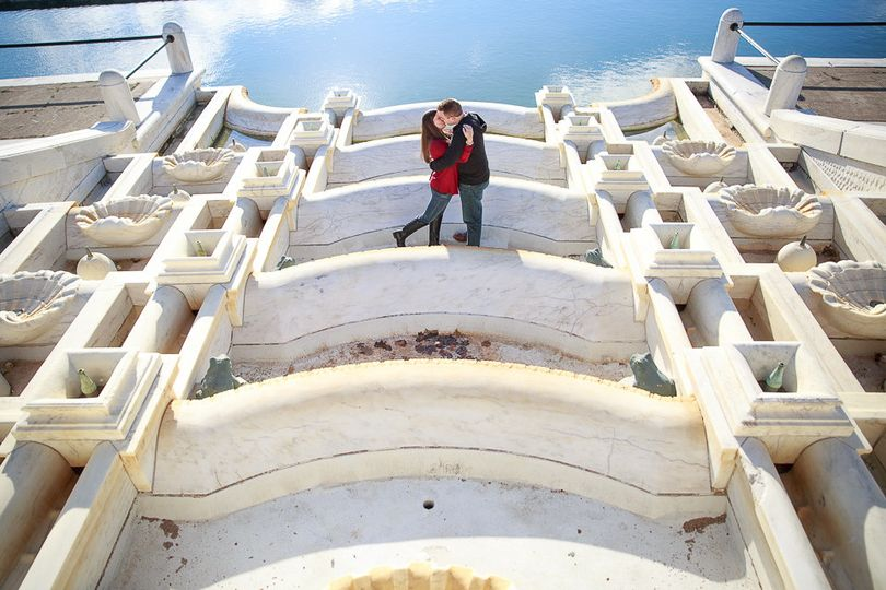 belle isle engagement photos michigan engagement 3