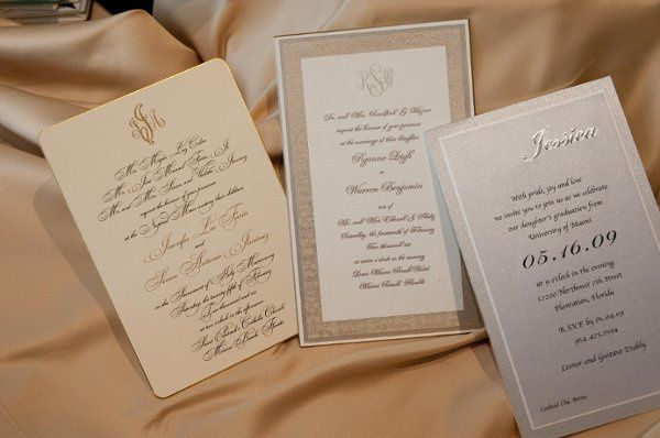 Different styles - Invitations by Leston