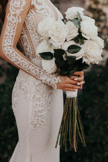 Lauren Rote bouquet
