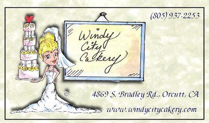 Windy City Cakery 1
