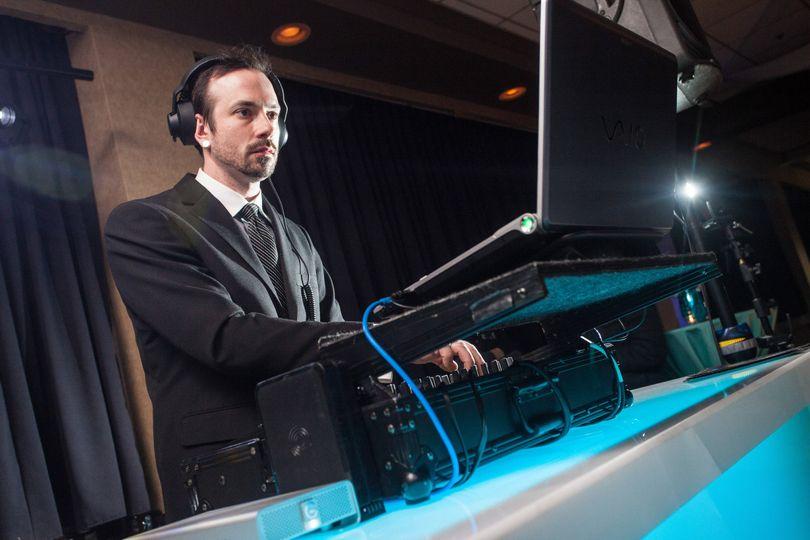 DJ Marquis of MCR