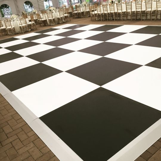 Black and White Dance Rentals