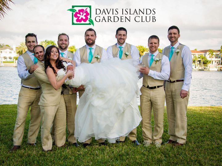 Tmx 1511803576801 Davis Island Garden Club Professional Photographer Tampa wedding photography