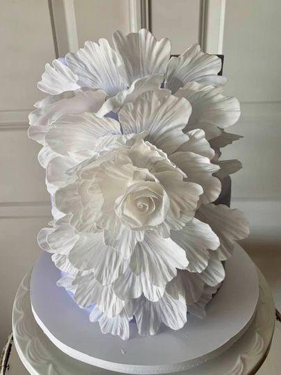 Rose Lavender Cake