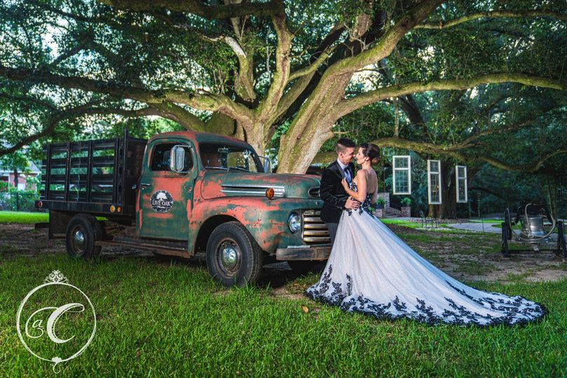 Live oak wedding photorpahers