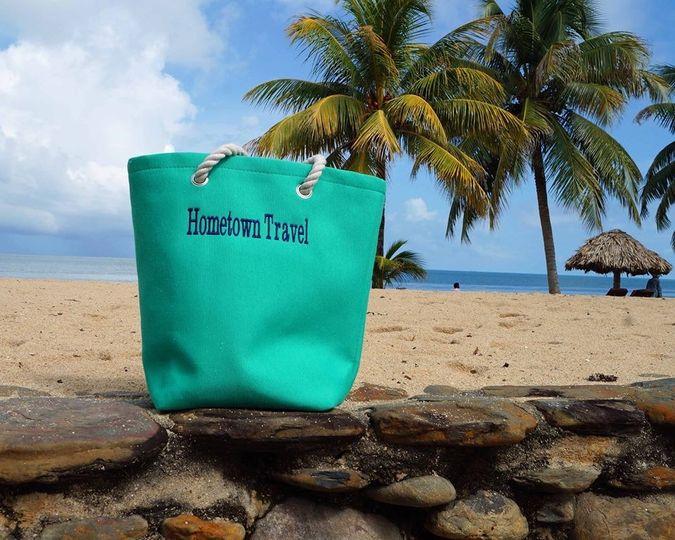 beachbag beach hometown