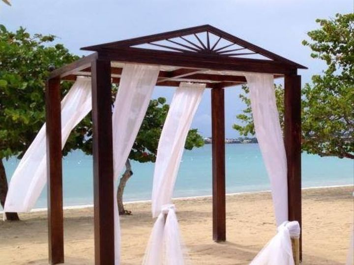 Tmx 1468255146612 Jamaica Wedding Couples Saint Peter wedding travel