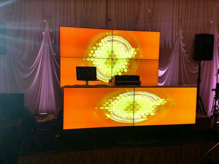 Tmx 1446077052727 Dj Sunny Ent Edm Booth 3 Edison, NJ wedding dj