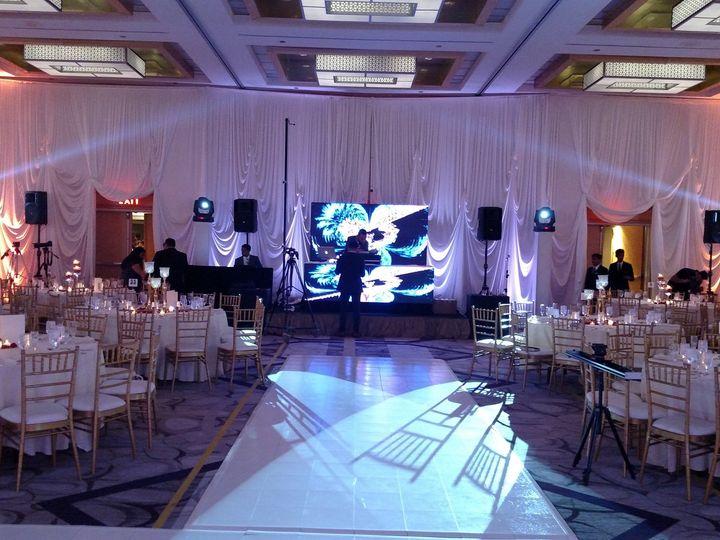 Tmx 1446077093652 Edm Setup 2 Dj Sunny Ent Edison, NJ wedding dj