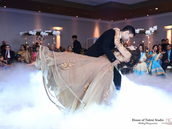 Tmx Dry Ice Slow Dance 51 439916 Edison, NJ wedding dj