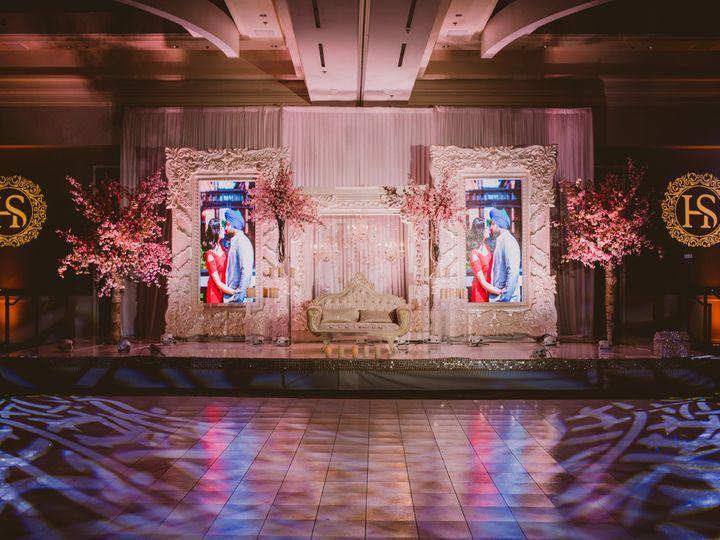 Tmx Portrait Led Video Wall 51 439916 Edison, NJ wedding dj