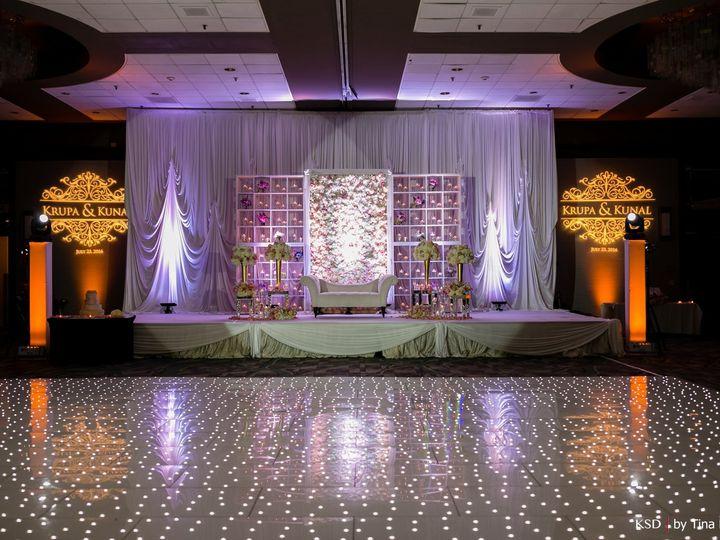 Tmx Starlite Dancefloor Dj Sunny Entertainment 51 439916 Edison, NJ wedding dj