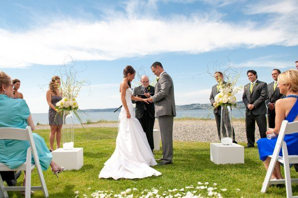 Seattle Wedding PastorRich Sclafani Officiant Seattle WA