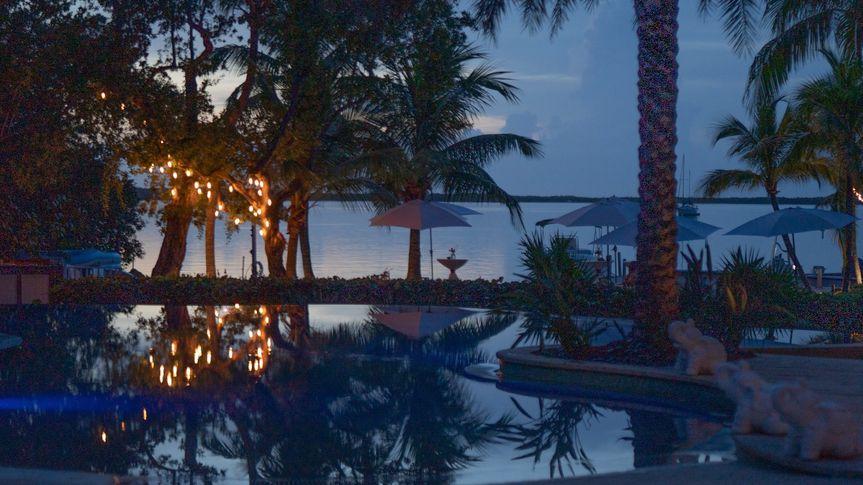 Dusk Largo Resort