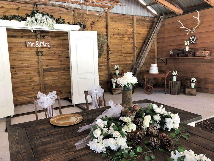 Woodland Forest Reception