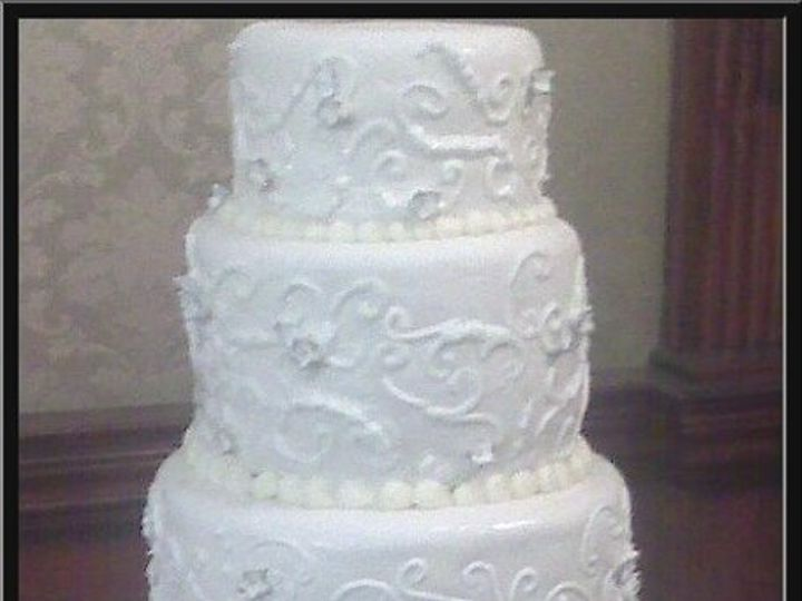 Tmx 1279337420971 Saraortiz52210 Brooklyn wedding cake