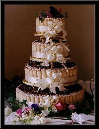 Tmx 1279337422596 Tiramisucake Brooklyn wedding cake