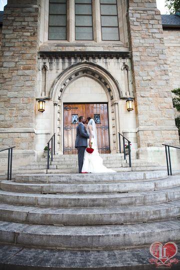 the young wedding357logo