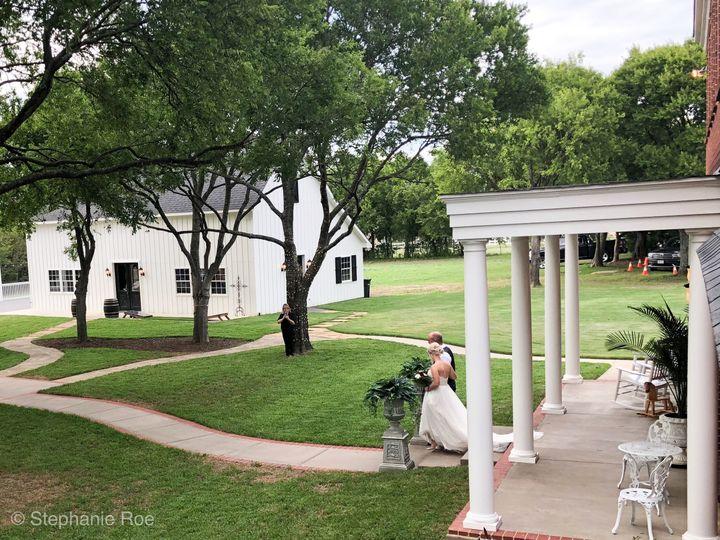 Brides Entrance on Wedding Day