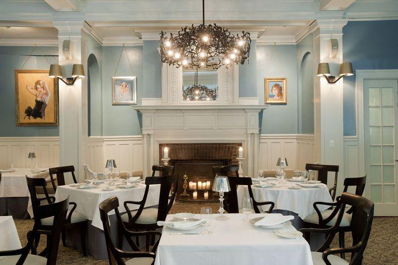 Vanderbilt dining room