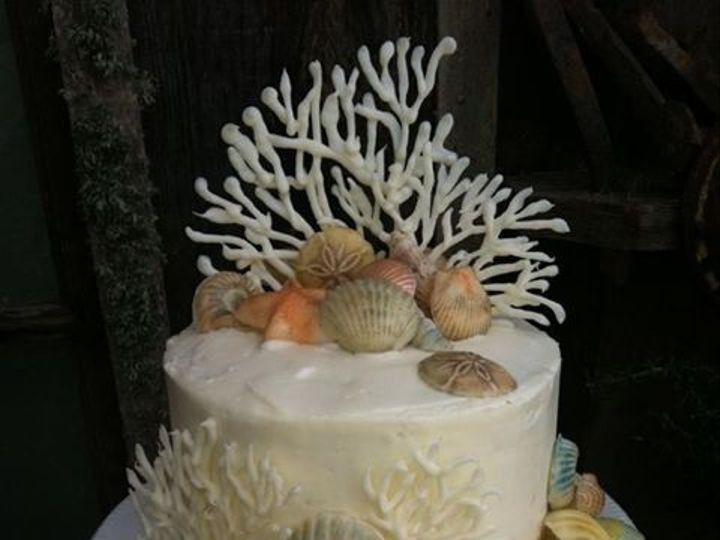Tmx 1369157959006 731194713500929370161471439709n San Luis Obispo wedding cake