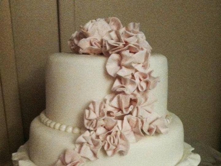 Tmx 1406393759200 Cake San Luis Obispo wedding cake