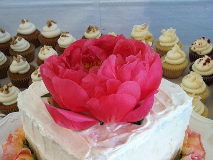 Tmx 1406393808059 Cake3 San Luis Obispo wedding cake