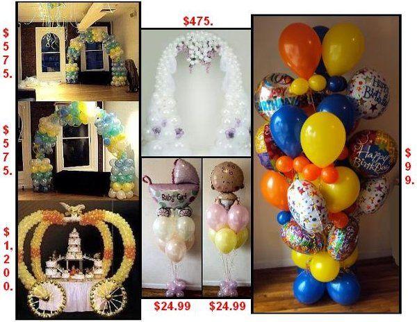 Tmx 1266852129254 Ballooncollage4 Brooklyn wedding florist