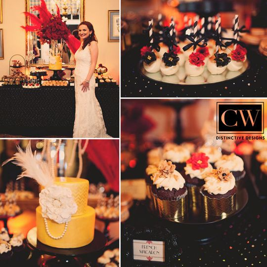Candy and Dessert Tables by CW distinctive DESIGNS