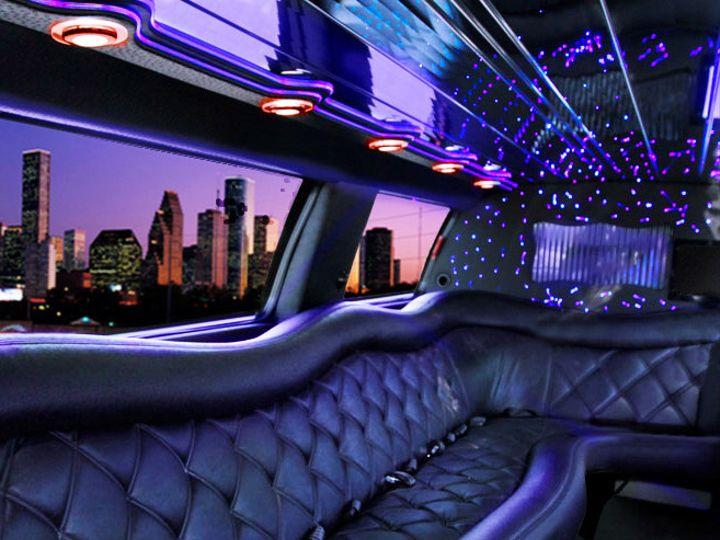 Tmx 1415929332752 Limointeriorsquare Houston, Texas wedding venue