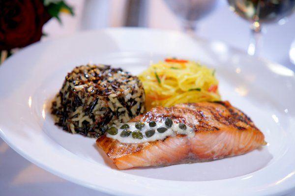 Banquet Salmon 1